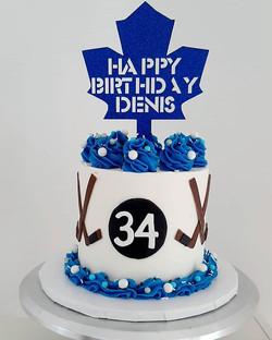 Happy birthday Denis! Celebrating turnin
