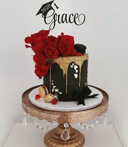 Congrats Grace on your graduation!👩🏽�