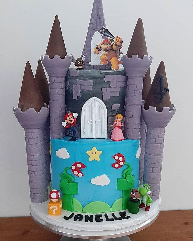 It's a-me, Mario!! .