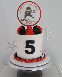 Happy 5th birthday to Ninja Wyatt, who r