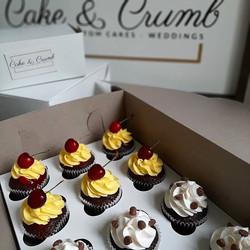 Two dozen cupcakes to match Jamie's @ste