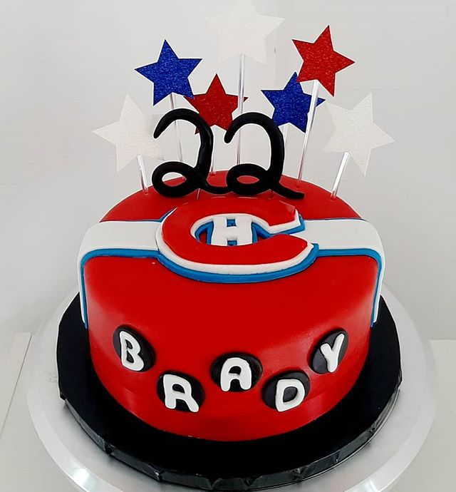 Happy birthday to another hockey fan!
