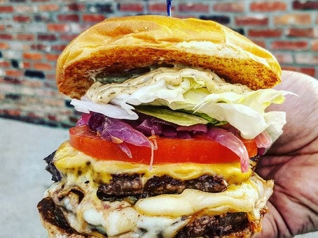 7 BURGERS IN NW DC YOU GOTTA TRY
