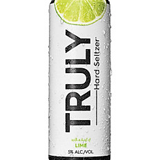 Truly Colima Lime Hard Seltzer