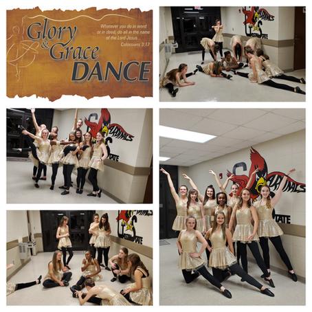 Glory & Grace at Gadsden State!