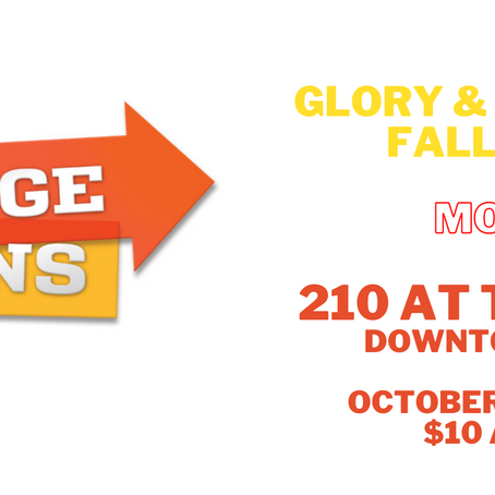 Fall Concert Location Change!