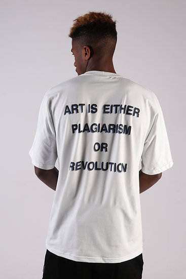 T-SHIRT ART IS EITHER