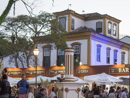Palco de cultura: Tiradentes e seus festivais