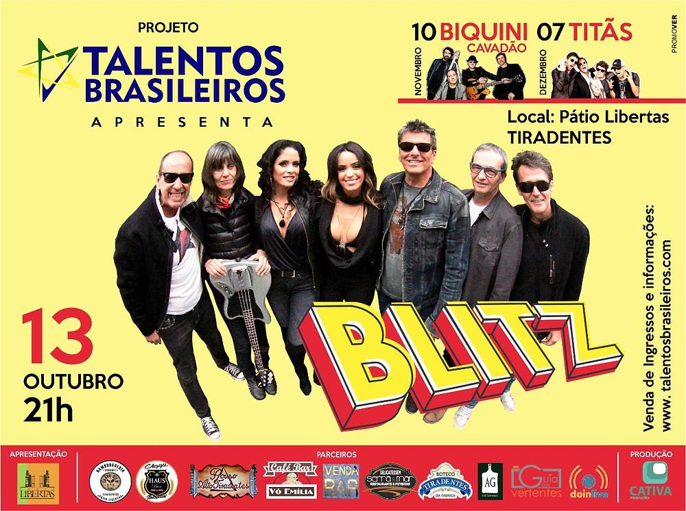 Show Banda Blitz - 13/10/2018