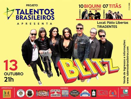 Talentos Brasileiros - Show Banda Blitz