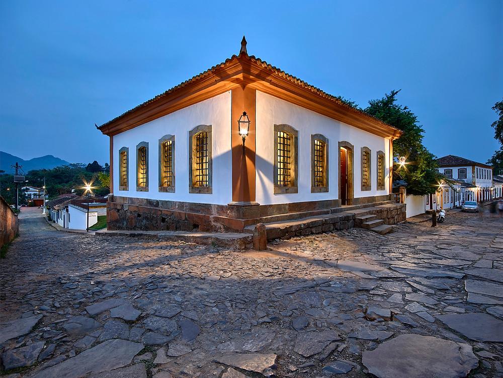 Museu de Sant'Anna Tiradentes MG
