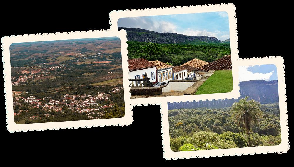 Serra de São José Tiradentes Minas Gerais