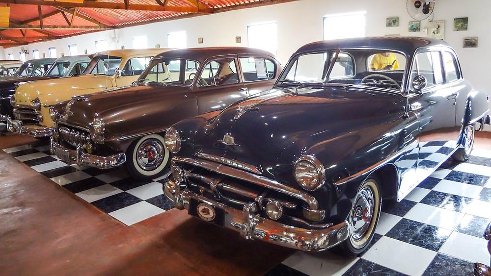 Museu do Automóvel da Estrada Real Tiradentes MG