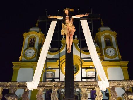 Programação Semana Santa em Tiradentes 2020