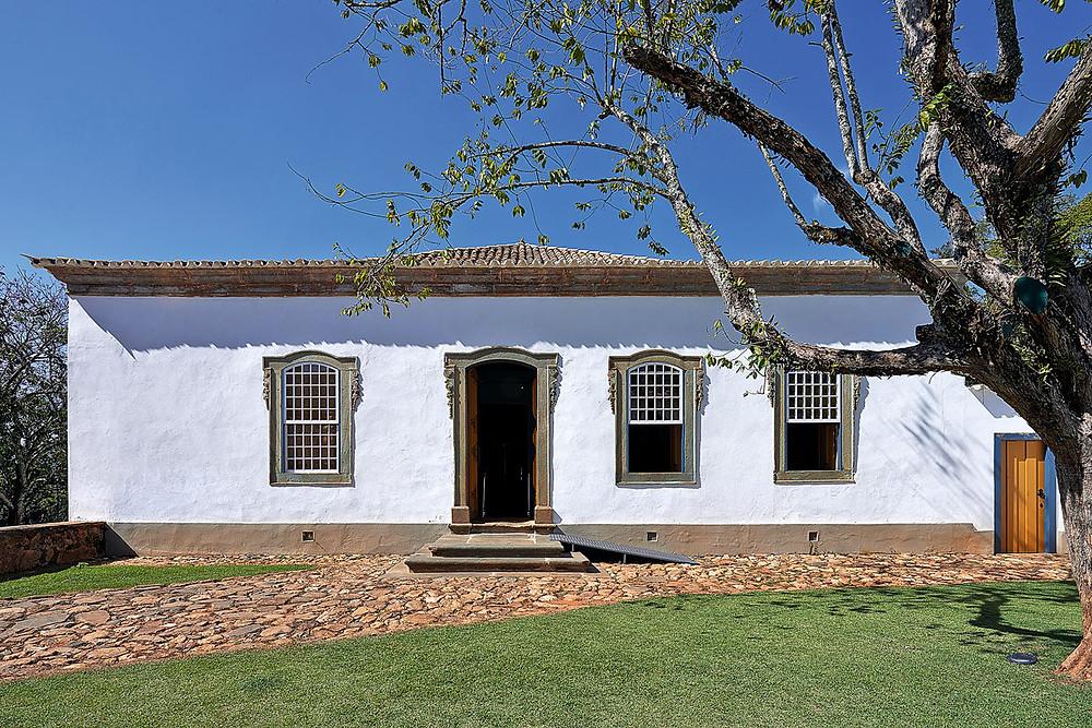 Museu Padre Toledo Tiradentes MG