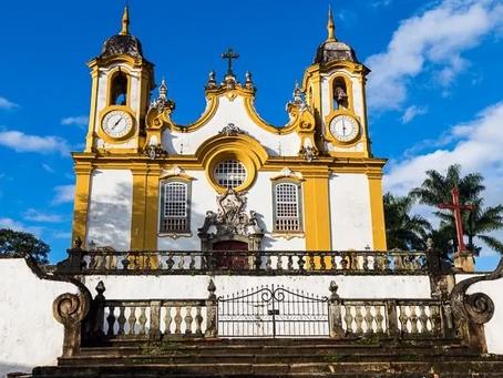 Uma viagem no tempo: Tiradentes e o rico turismo religioso