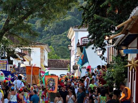 Carnaval em Tiradentes/MG