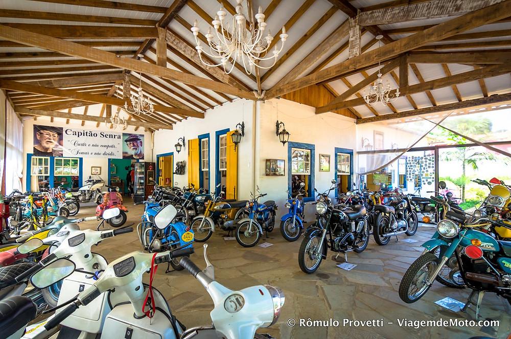 Museu da Moto Tiradentes MG