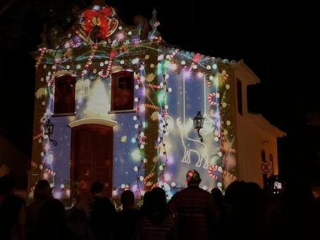 Natal Iluminado - Tiradentes/MG