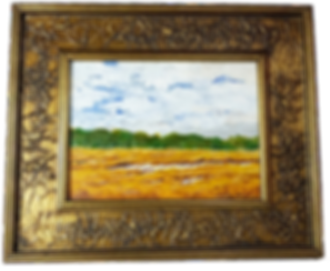 Yellow-green-gold-textured-frame.png