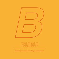 Belittle