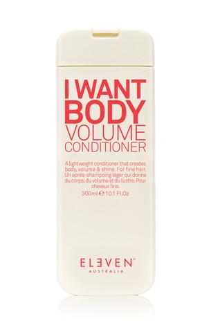 i want body volume conditioner 300ml RGB