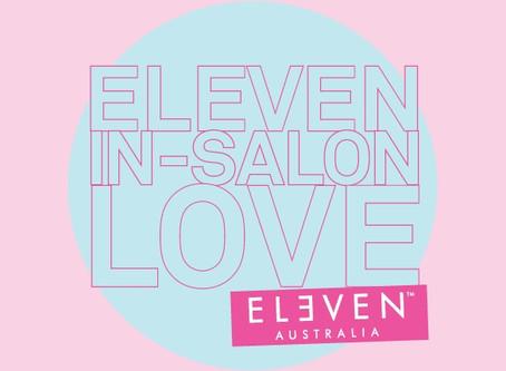 ELEVEN IN - SALON LOVE