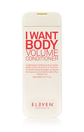 i want body volume conditioner 300ml RGB