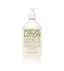 moisture lotion hand & body cream 500ml