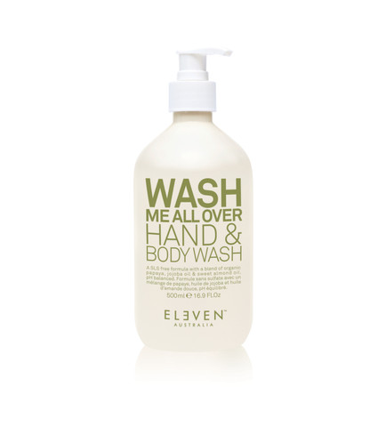wash me all over hand & body wash 500ml