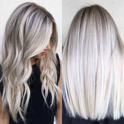 Grau haare blond Playmobil ®