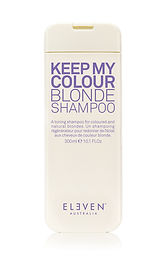 keep my colour blonde shampoo 300ml RGB.