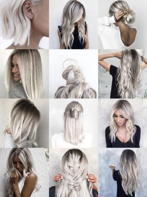 Haare machen highlights selber Highlights in