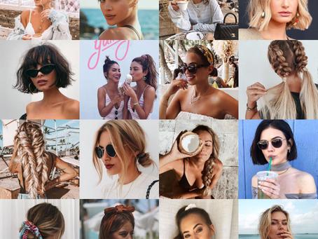 ELEVEN Australia | 5 Frisuren, die dir mit Stil durch die warmen Tage helfen