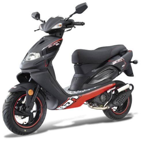 TGB XRace 49cc Scooter