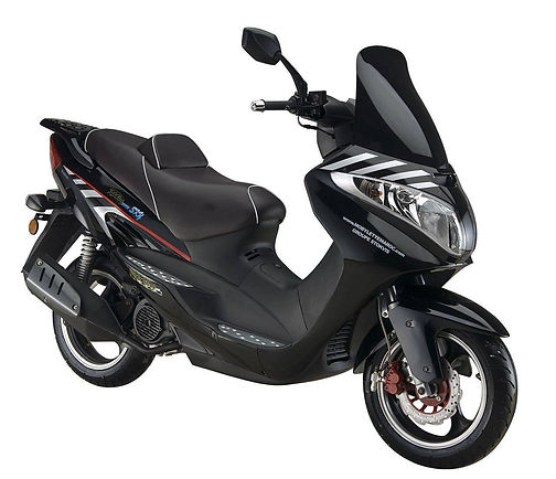peacesports 300cc scooter
