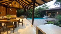 casas de agua agua marina pool