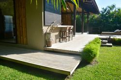 casas de agua rental villas