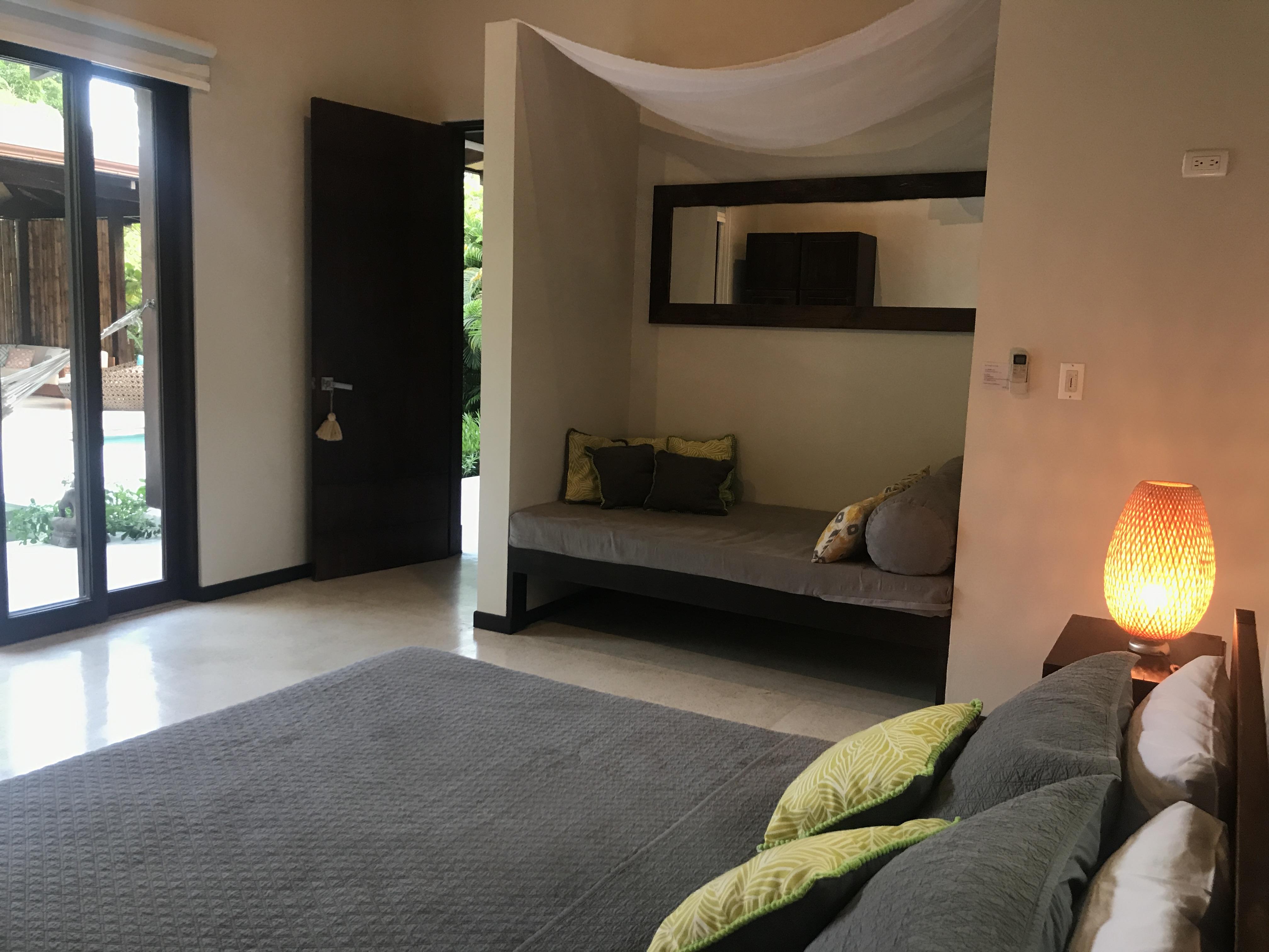 casas de agua bedroom