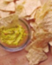 Guacamole Recipe with Sansonetti Sauces Grilled Salsa
