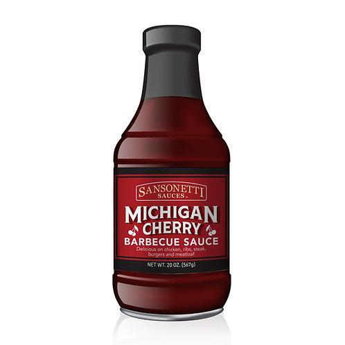 Michigan Cherry BBQ 20 oz.