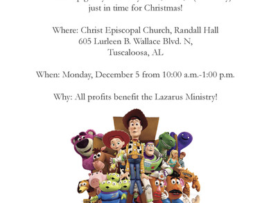 Gently Used Toy Donations Needed!