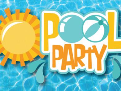Christ Church Pool Party!