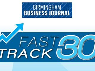 Simpson Ranks #12 on BBJ's Fast Track 30 List