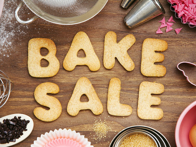 Drive By Bake Sales!