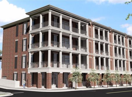 Luxury Condominiums on the Strip Under Construction