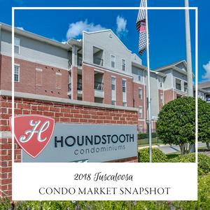 2018 Tuscaloosa Condo Market Snapshot