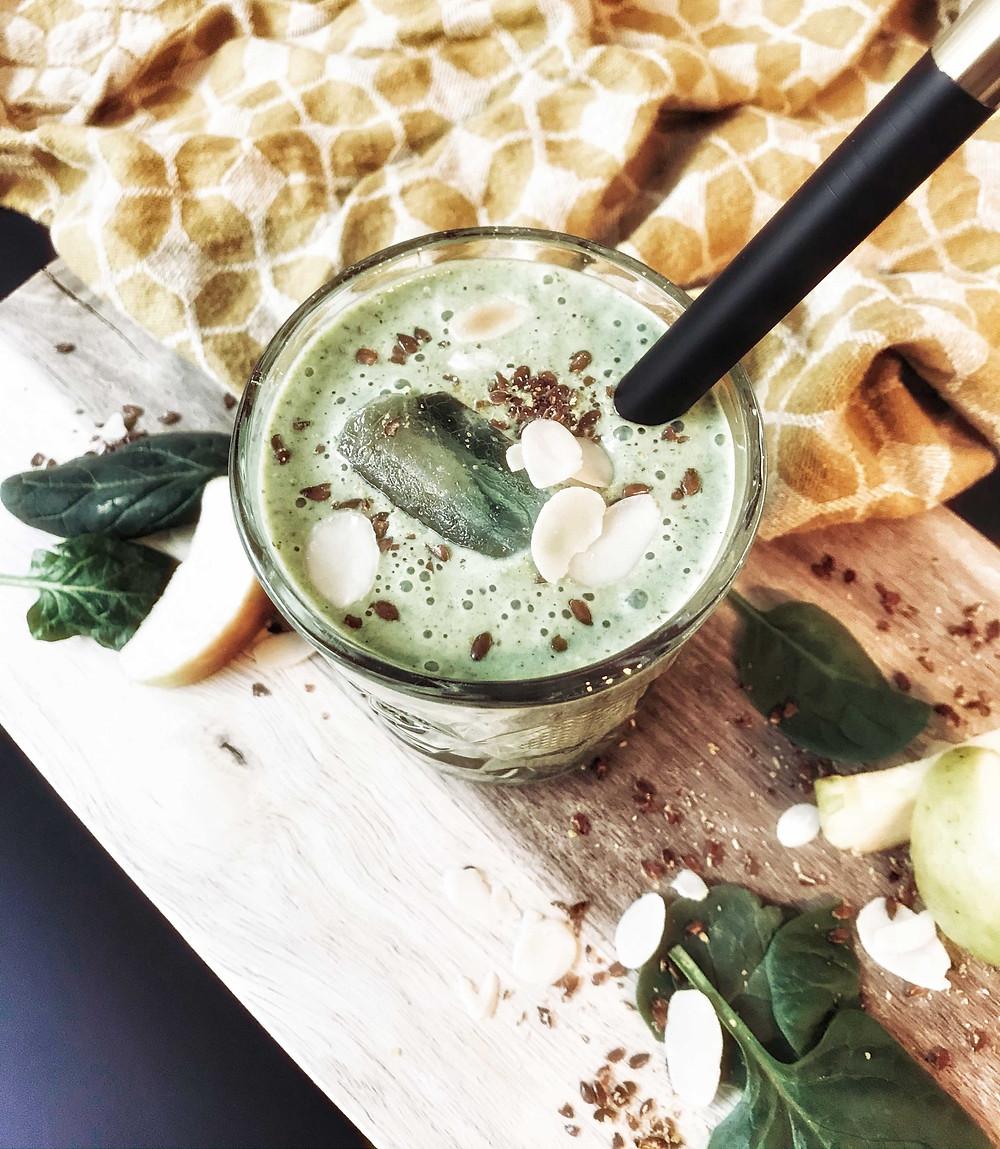 Sammy Ray vegan recept groene smoothie