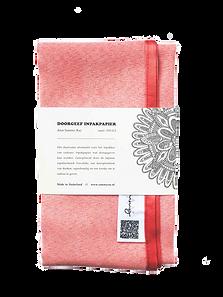 Sammy Ray Doorgeefpapier Cadeaupapier Zero Waste Roze