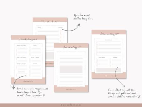 De perfecte To Do List (gratis printable)